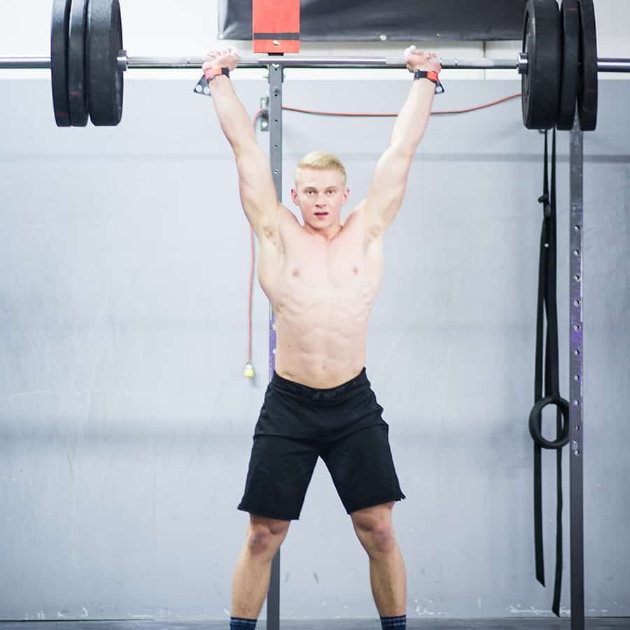 Dallin Pepper - Crossfit Games Fittest Teen on Earth 2017-2018