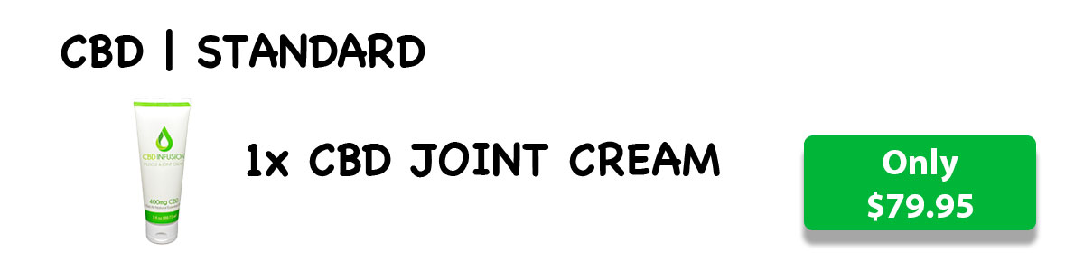 CBD Joint Cream for Sale