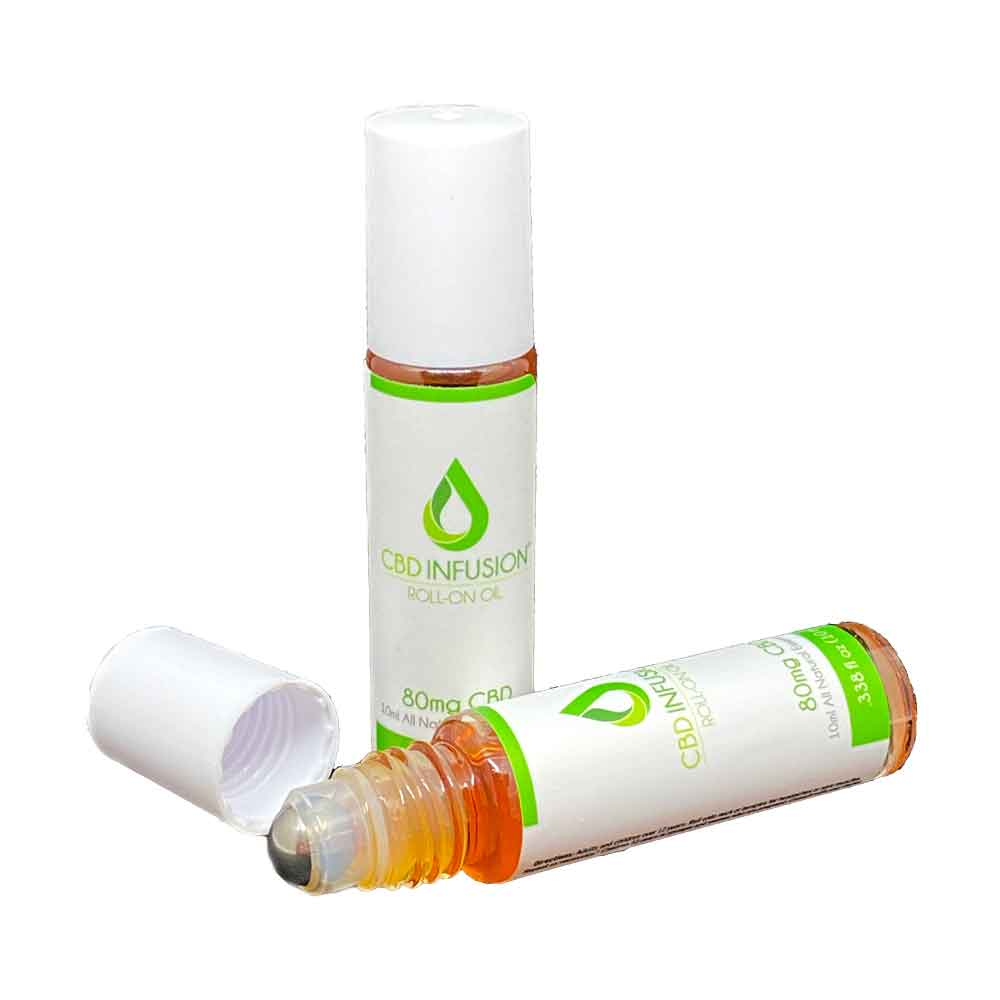 Roll-On CBD Oil Infused with Essential Oils